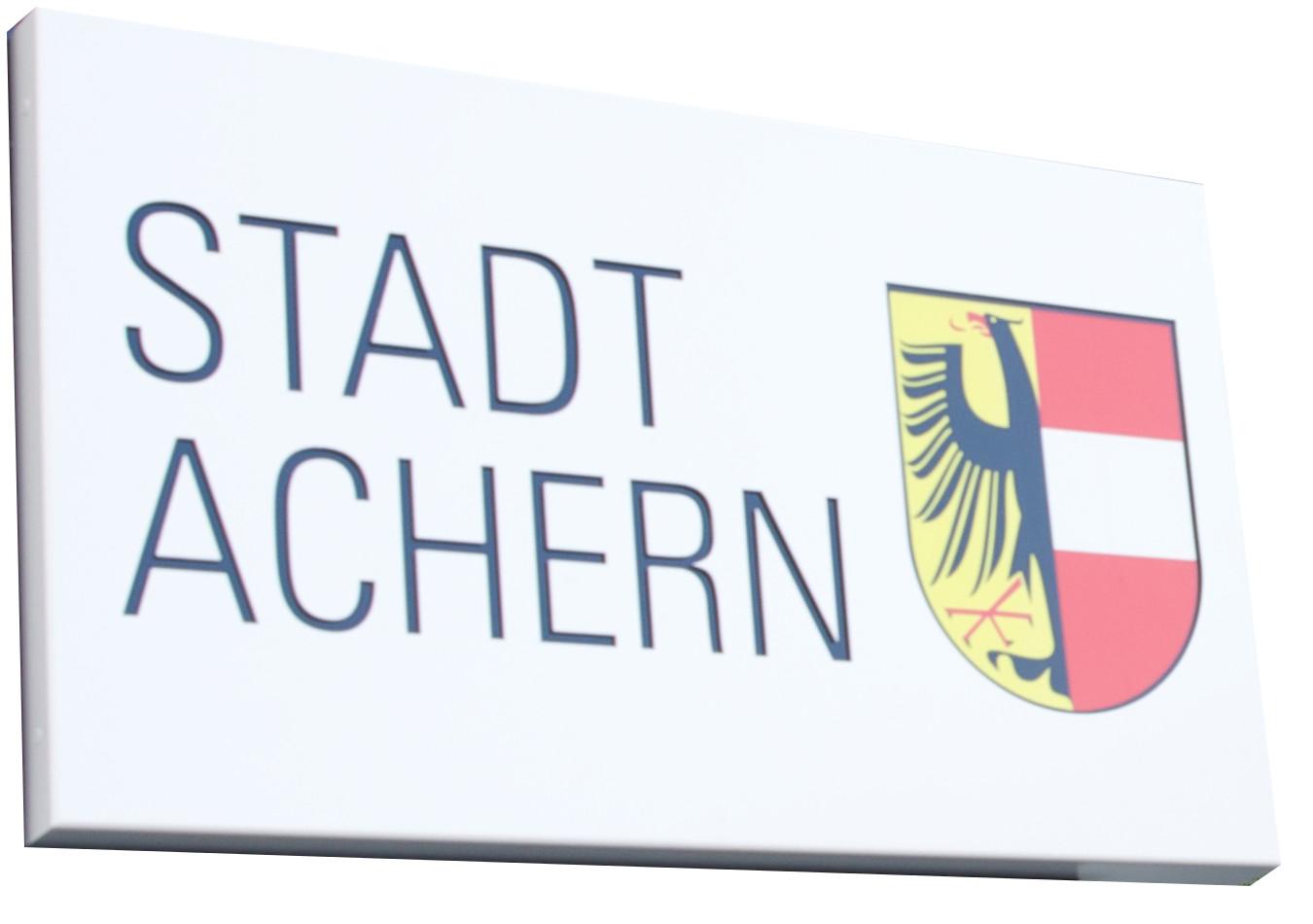 Stadt Achern Wappen
