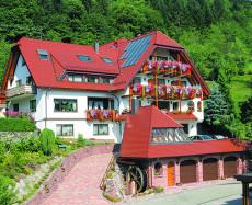 Pension und Ferienwohnungen Mühlenhof Hausansicht
