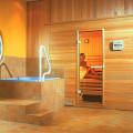 Hotel Sonne Eintracht Saunabereich