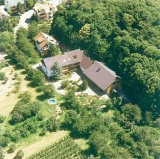 Ferienwohnungen Ferienhof Lehmann Luftbild
