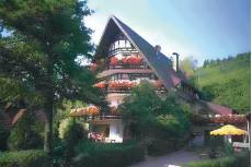 Fereinwohnungen Haus Bachschwalbe