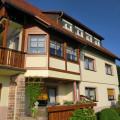 Ferienwohnungen Haus Rheintalblick Außenansicht