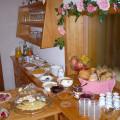 Hotel Pension Breig Frühstücksbuffet