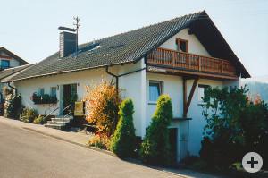 Privatzimmer Kraus