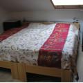 Ferienwohnung Göpprt Schlafzimmer