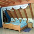 Pension und Ferienwohnungen Mühlenhof Schlafzimmer