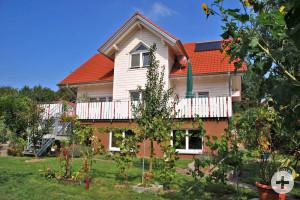 Ferienwohnung im Oberdorf Hausansicht