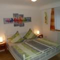 Ferienwohnung im Oberdorf Schlafzimmer