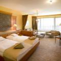Doppelzimmer Steinmäuerle Schlafbereich