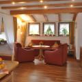 Ferienwohnungen Haus Bachmatt Wohnzimmer Wohnung IV