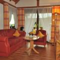 Ferienwohnungen Haus Bachmatt Wohnzimmer Wohnung III
