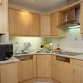 Ferienwohnungen Haus Bachmatt Küche Wohnung IV