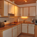 Ferienwohnungen Haus Bachmatt Küche Wohnung I