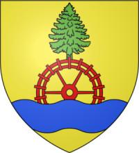 Wappen der Stadt Morez