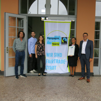 Fairtrade-Steuerungsgruppe