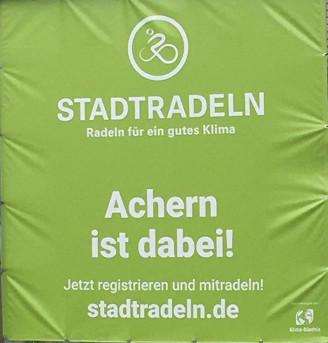 Banner_Stadtradeln_Kreisverkehr